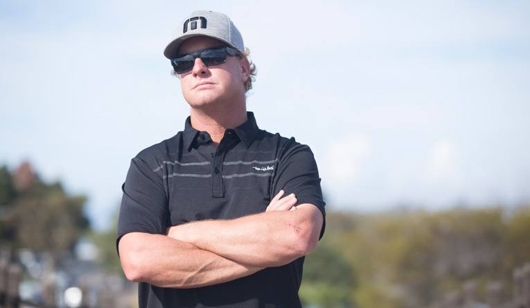 Root for TravisMathew's Charley Hoffman #GoCharley
