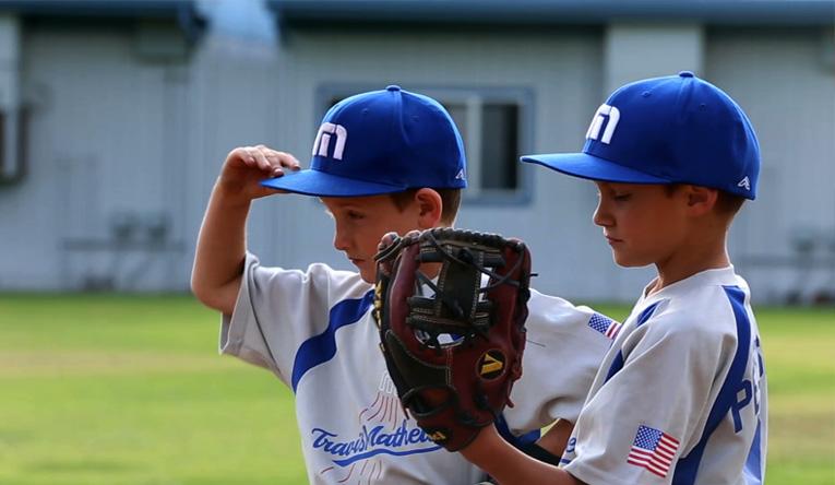 The Little League Team